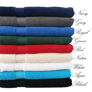 towel colours